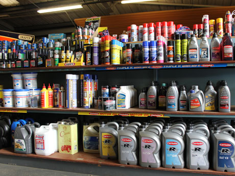 CarLube Products